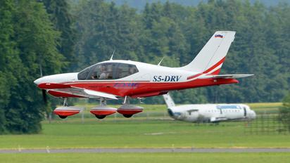 S5-DRV - Adria Airways Flight School Socata TB-10 Tobago GT