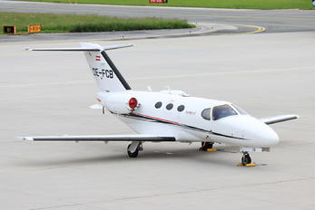 OE-FCB - Globe Air Cessna 510 Citation Mustang