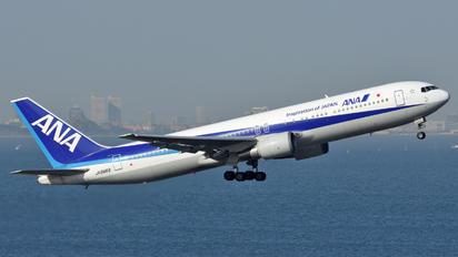 JA8669 - ANA - All Nippon Airways Boeing 767-300