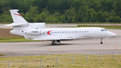 F-WWQC - Dassault Aviation Dassault Falcon 8X