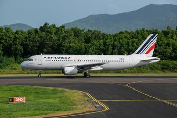 F-GKXC - Air France Airbus A320