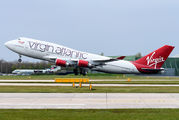 G-VAST - Virgin Atlantic Boeing 747-400 aircraft