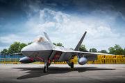 10-4195 - USA - Air Force Lockheed Martin F-22A Raptor aircraft