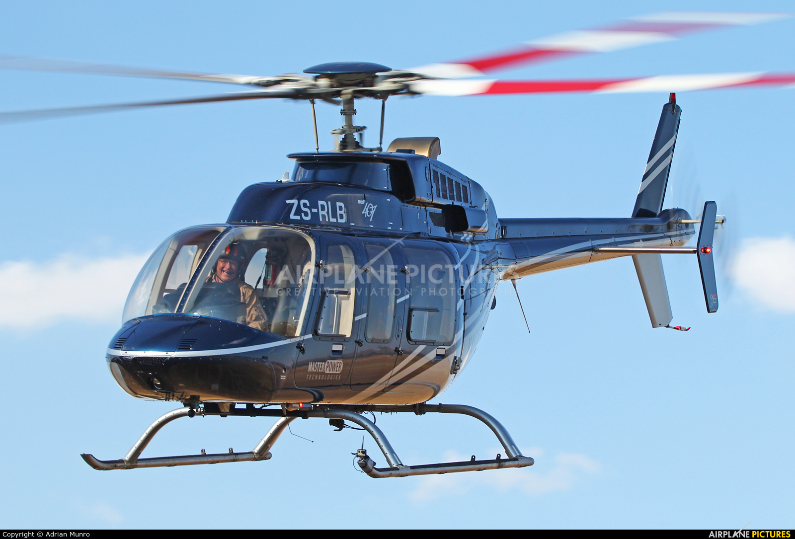 Private ZS-RLB aircraft at Wonderboom