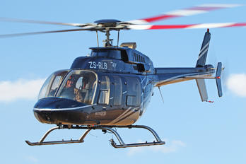 ZS-RLB - Private Bell 407