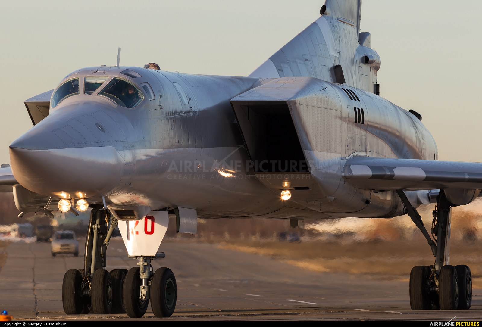 Russia - Air Force RF-94233 aircraft at Undisclosed Location