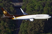 N357UP - UPS - United Parcel Service Boeing 767-300F aircraft