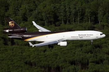 N260UP - UPS - United Parcel Service McDonnell Douglas MD-11F