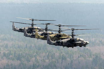 RF-91264 - Russia - Air Force Kamov Ka-52 Alligator