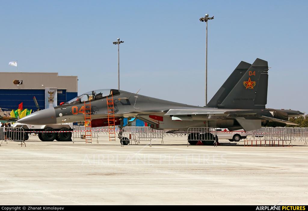 Kazakhstan - Air Force 04 aircraft at Astana