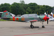 PH-DTX - Private Yakovlev Yak-52 aircraft