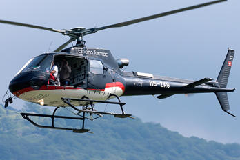 HB-ZKG - Eliticino Eurocopter AS350 Ecureuil / Squirrel