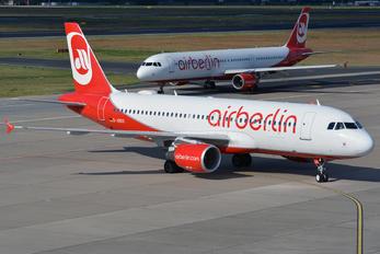 D-ABDO - Air Berlin Airbus A320