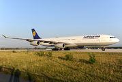 Lufthansa D-AIGO image