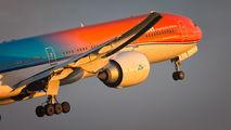 PH-BVA - KLM Boeing 777-300ER aircraft
