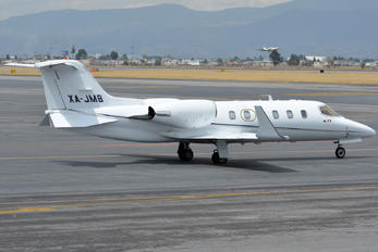 XA-JMB - Private Learjet 31