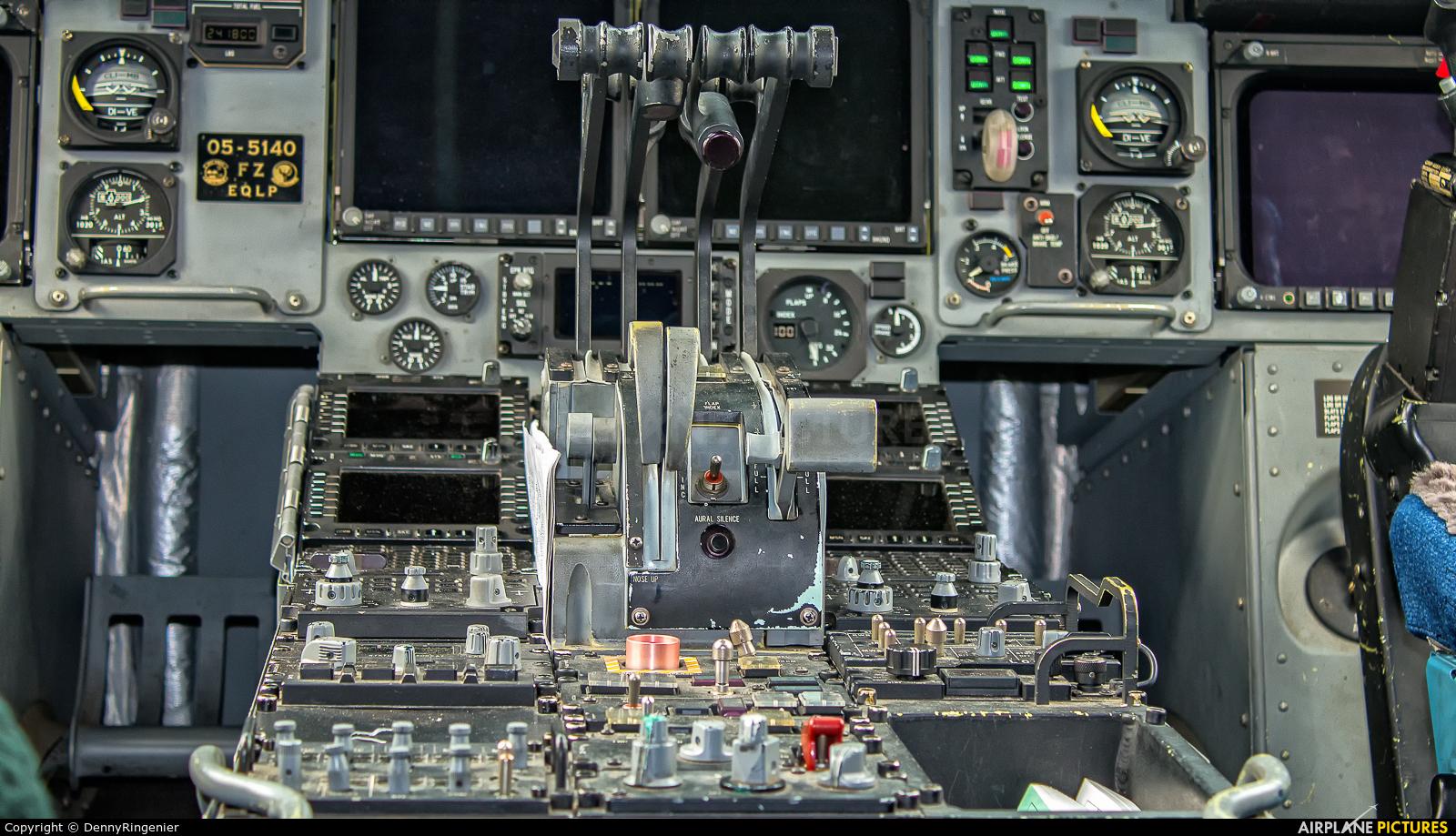 USA - Air Force AFRC 05-5140 aircraft at Leeuwarden