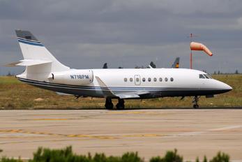N718PM - Private Dassault Falcon 2000