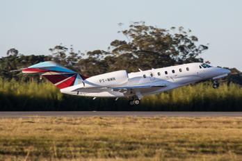 PT-MMN - Private Cessna 750 Citation X