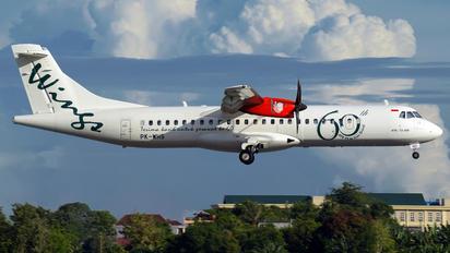 PK-WHS - Wings Air ATR 72 (all models)