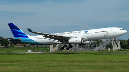 PK-GPC - Garuda Indonesia Airbus A330-300