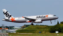 JA03JJ - Jetstar Japan Airbus A320 aircraft