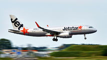 JA08JJ - Jetstar Japan Airbus A320 aircraft