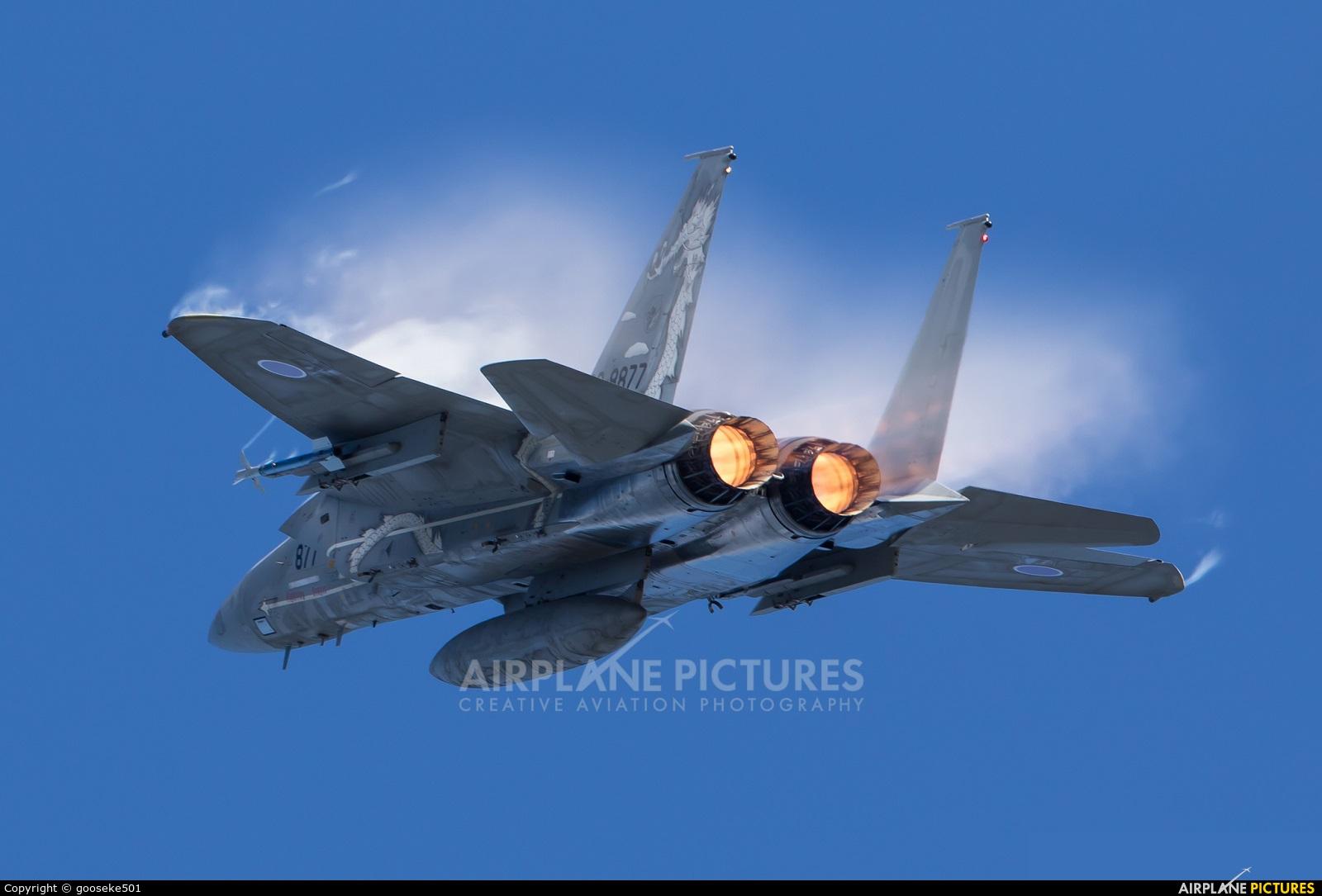 Japan - Air Self Defence Force 62-8877 aircraft at Komatsu