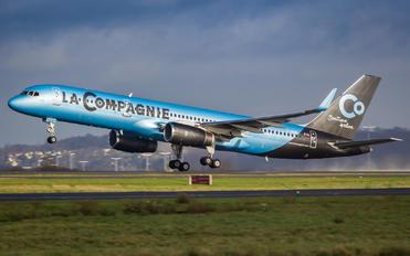 F-HCIE - La Compagnie Boeing 757-200