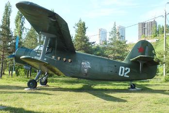 02 - Russia - Air Force Antonov An-2