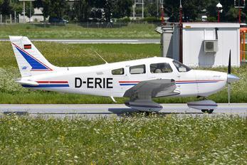 D-ERIE - Private Piper PA-28 Archer