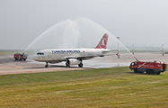 Opening flight on the Istanbul - Kosice route by Turkish Airlines title=