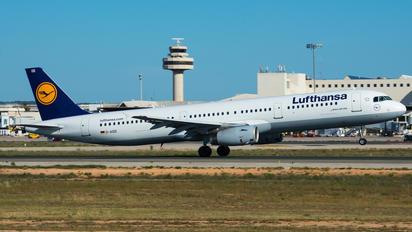 D-AIDE - Lufthansa Airbus A321