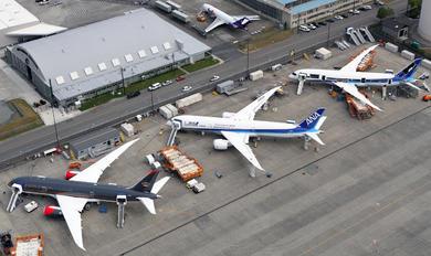 JY-BAC - Royal Jordanian Boeing 787-8 Dreamliner