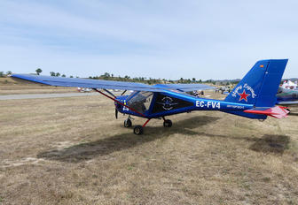 EC-FV4 - Private Aeroprakt A-22 L2