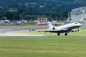 N807DC - Private Bombardier BD-700 Global Express