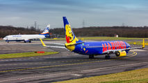 D-AHFM - TUIfly Boeing 737-800 aircraft