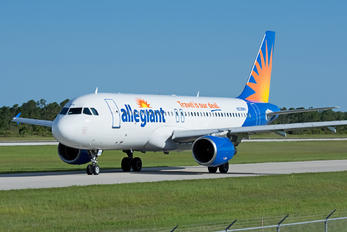 N226NV - Allegiant Air Airbus A320