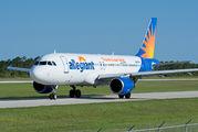 N226NV - Allegiant Air Airbus A320 aircraft
