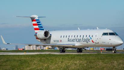 N417AW - American Eagle Canadair CL-600 CRJ-200