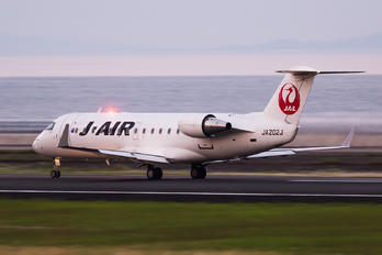 JA202J - J-Air Canadair CL-600 CRJ-200