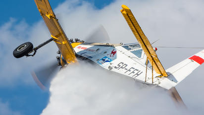 SP-FFH - Aerogryf PZL M-18B Dromader