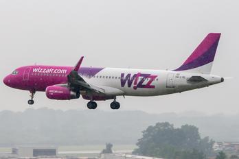 HA-LYE - Wizz Air Airbus A320