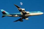 HL7638 - Korean Air Boeing 747-8 aircraft