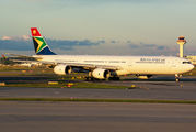 South African Airways ZS-SND image