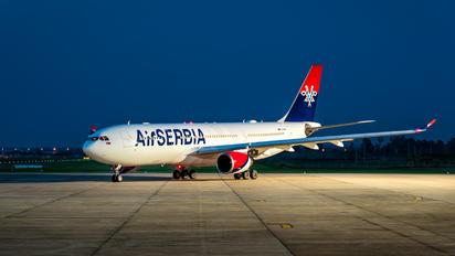 YU-ARA - Air Serbia Airbus A330-200