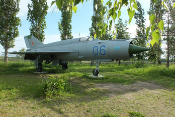 06 - Russia - Air Force Mikoyan-Gurevich MiG-21bis