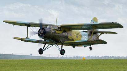 SP-NAN - Wyższa Szkoła Oficerska Sił Powietrznych Antonov An-2