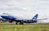VQ-BVC - Silk Way Airlines Boeing 747-8F aircraft