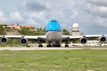 PH-BFH - KLM Boeing 747-400